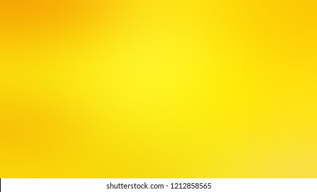 Gradient with Lemon Yellow Selective  color. Modern texture background, degrading fragments, smooth shape transition and changing shade.
