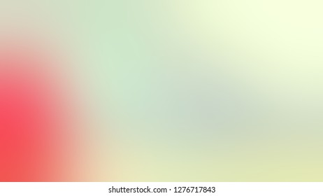 Gradient with Loafer, Grey, Bittersweet, Orange color. Gaussian drawing as a work of art. Background with a smooth transition of colors and shades. Template and wallpaper on the desktop screen.