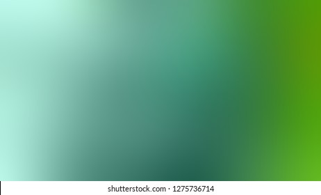 Gradient with Lochinvar, Green, Sinbad color. Beautiful raster blurred background with colorful shades. Template for web page or site.