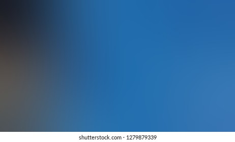 Gradient with Lochmara, Blue, Matisse color. Chaos of color and hue. Background. Template for the header on the cover of magazine or book.