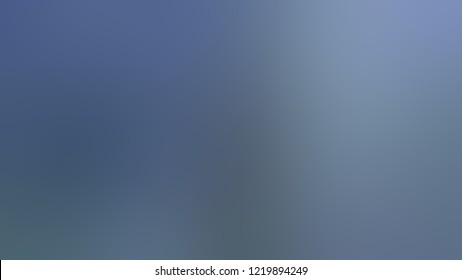 Gradient with Lynch, Blue, Chambray color. Modern texture background with smooth transition of shades and color degradation. Template with changing shades.