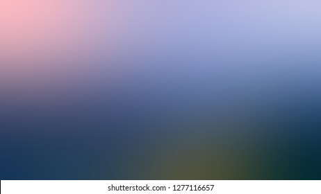 Gradient with Lynch, Blue, Chantilly, Pink color. Simplicity and purity. Blurred with uniform smooth texture. Template for web page or site.