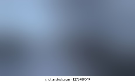 Gradient with Lynch, Blue color. Simplicity and purity. Blurred background with defocused image. Template and wallpaper on the desktop screen.