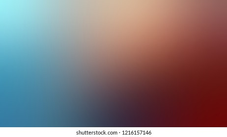 Gradient with Lynch, Blue, Dark Tan, Brown color. Simple smeared background for websites and mobile application.