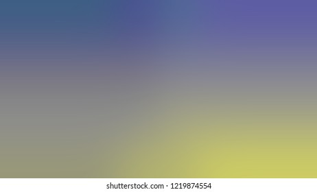 Gradient with Lynch, Blue, Lemon Grass, Grey color. Blend very simple abstract background for banner or presentation.