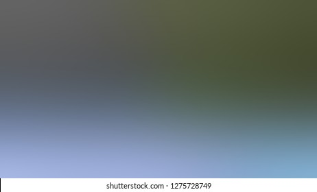 Gradient with Lynch, Blue, Lunar Green color. Very simple and modern blurred backdrop with smooth color degradation. Sample with blank space for text and advertising.