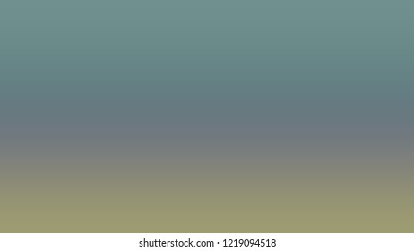 Gradient with Lynch, Blue, Malachite Green color. Classic and awesome blurred background for banner or presentation.