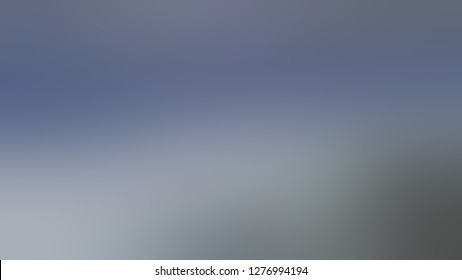 Gradient with Lynch, Blue, Manatee color. Simplicity and purity. Blurred with a smooth transition of colors and shades. Template and wallpaper on the desktop screen.