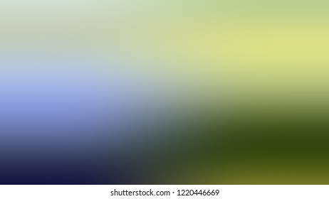 Gradient with Lynch, Blue, Pale Leaf, Green color. Blend and very simple abstract background for web or presentation. Template basis for banner or presentation.