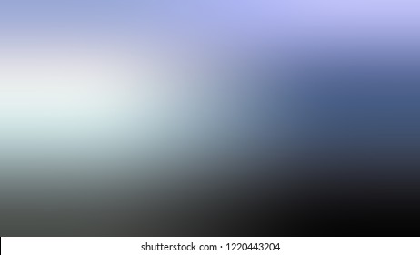 Gradient with Lynch, Blue, Zircon, Grey color. Beautiful and very simple abstract background for web or presentation. Template basis for banner or presentation.