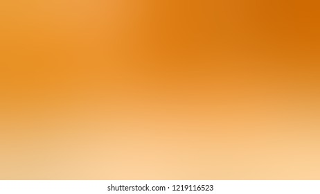 Gradient with Macaroni And Cheese, Orange, Carrot color. Classic modern blurred background as a work of artistic. Template with changing shades and with space for text.