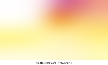 Gradient with Macaroni And Cheese, Orange, Cumulus, Green color. Awesome and simple defocused and blurred background with the transition colors for advertising.
