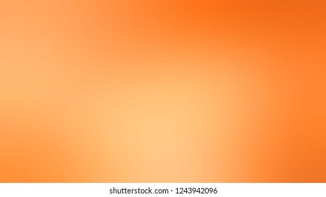 Gradient with Macaroni And Cheese, Orange, Sun color. Classic simple defocused background for announcement or commercials.