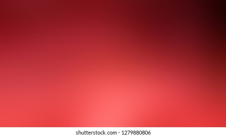 Gradient with Mahogany, Brown, Pohutukawa, Red color. Clean and awesome abstract blurred background with smooth color transition. Minimalism.