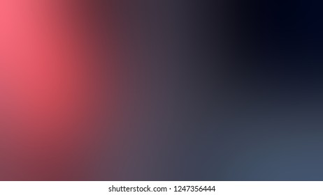 Gradient with Martinique, Violet, Camelot, Red color. Very simple and modern background with uniform smooth texture. Template with blank space for text material.