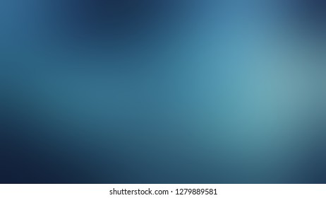 Gradient with Matisse, Blue, Air Force color. Artistic and decorative blank background. Template for magazine or scrapbook cover.