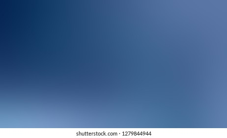Gradient with Matisse, Blue color. Attractive and mystical blurred background with colorful shades. Template for journal or book cover.