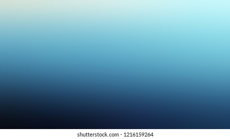 Gradient with Matisse, Blue, French Pass color. Simple and modern blurred background with the deterioration of the color for your ad.