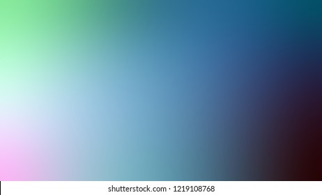 Gradient with Matisse, Blue, Glacier color. Beautiful awesome and simple defocused and blurred backdrop with the transition colors for advertising.