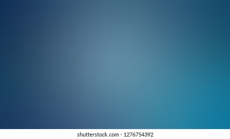 Gradient with Matisse, Blue, Hippie color. Artistic and decorative blurred background with defocused image. The basis for creating a banner or cover.