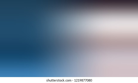 Gradient with Matisse, Blue, Lola, Violet color. Blank very simple abstract background for banner or presentation.