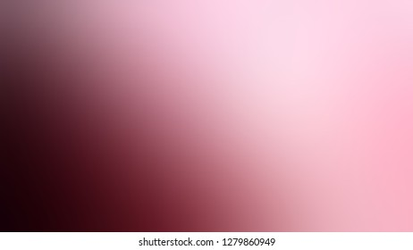Gradient with Mauve Taupe, Red, Pink Lace color. Gaussian drawing as a work of art. Background with colorful shades. Template and wallpaper on the desktop screen.