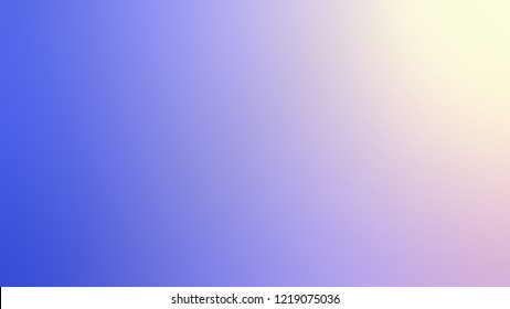 Gradient with Medium Slate Blue, Biloba Flower, Violet color. Appealing blurred background for web and mobile apps. Template with changing shades and with space for text.
