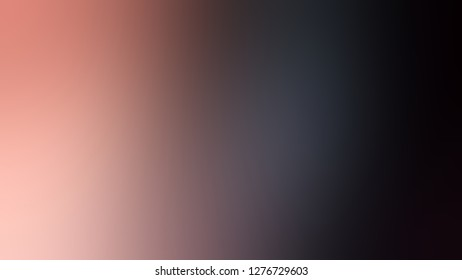 Gradient with Melanzane, Violet, Quicksand, Brown color. Gaussian drawing as a work of art. Background with uniform smooth texture. Template for website or page.