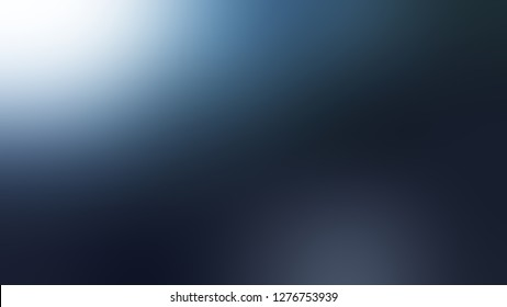 Gradient with Midnight, Blue, Kashmir color. Calm and awesome blurred backdrop with smooth color degradation. Template for label design.