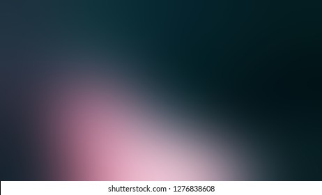 Gradient with Midnight Blue, Mountbatten Pink, Violet color. Chaos of color and hue. Background with abstract style. Screen template for software.