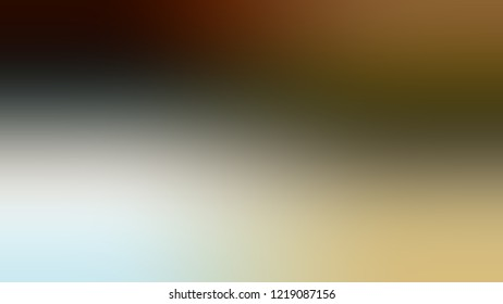 Gradient with Mikado, Brown, Tallow color. Classic and awesome abstract blurred background with smooth color transition. Minimalism.