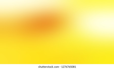 Gradient with Milan, Yellow, Gorse color. Chaos of color and hue. Background with uniform smooth texture. Template and wallpaper to the screen of a phone.