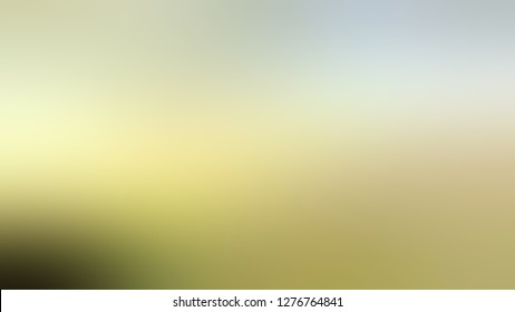 Gradient with Mint Julep, Brown, Gimblet, Green color. Chaos of color and hue. Background with smooth change of colors and shades. Template for web page or site.