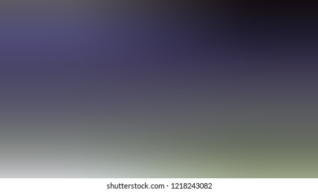 Gradient with Mobster, Violet, Black Russian, Grey color. Raster simple blurred background with smooth transition of colors for banner.