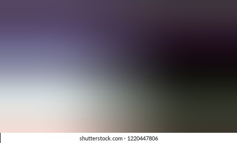 Gradient with Mobster, Violet, Cold Turkey, Brown color. Beautiful simple blurred backdrop for desktop and mobile phone.