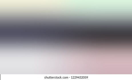 Gradient with Mobster, Violet, Loblolly, Grey color. Blank simple blurred background with smooth transition of colors for banner.