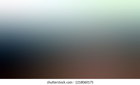 Gradient with Monsoon, Grey, Jet Stream, Green color. Blend awesome and simple defocused and blurred backdrop with the transition colors for advertising.