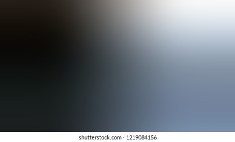Gradient with Nero, Black, Slate Grey color. Blank simple defocused backdrop with color transition.