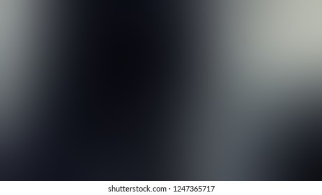 Gradient with Nero, Black, Trout, Grey color. Beautiful raster blurred backdrop with smooth color degradation. Template for website or page.