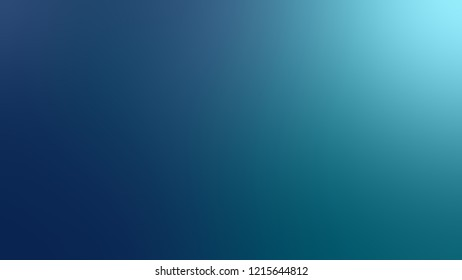 Gradient with Orient, Blue, Allports color. Modern defocused background as a work of art.