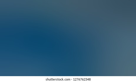 Gradient with Orient, Blue, Blumine color. Very simple and modern blurred background with smooth change of colors and shades. Screen template for software.