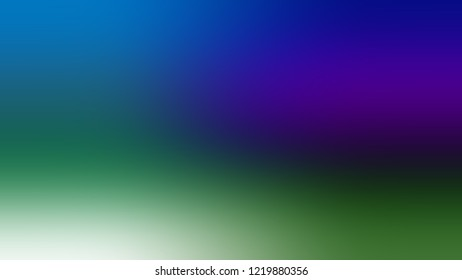Gradient with Orient, Blue, Persian Indigo, Violet color. Clean simple smeared background for websites and mobile application.