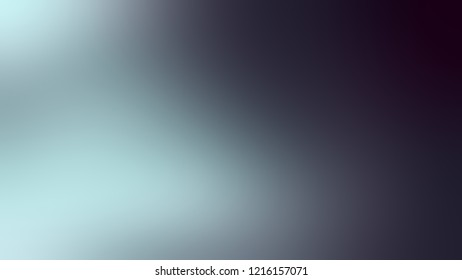 Gradient with Pale Sky, Blue color. Appealing blurred background for web and mobile application.