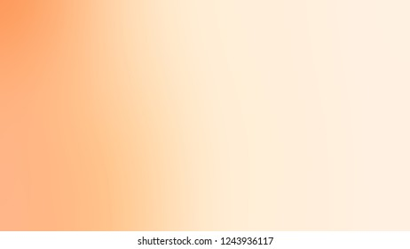 Gradient with Papaya Whip, Brown, Macaroni And Cheese, Orange color. Awesome blurred backdrop with smooth color transition.