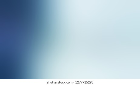 Gradient with Pattens Blue, Matisse color. Very simple and modern blurred background without focus. Template with blank area for your text or advertising.
