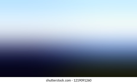 Gradient with Pattens Blue, Midnight color. Blend modern blurred background as a artwork.