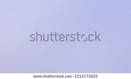 Gradient Periwinkle Blue Color Modern Defocused Stock Illustration
