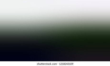 Gradient with Pewter, Green, Black color. Classic and awesome simple defocused and blurred background with the transition colors for advertising.