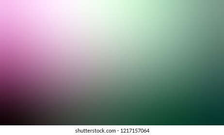 Gradient with Pewter, Green, Nero, Black color. Beautiful defocused background with smooth color transition for mobile app.
