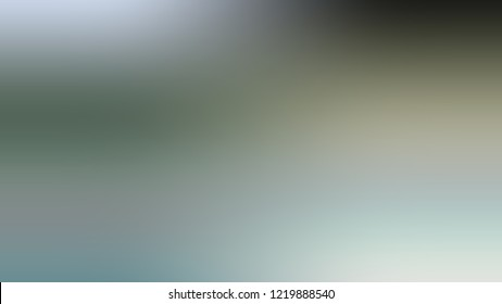 Gradient with Pewter, Green, Sirocco color. Raster simple defocused backdrop for ads or commercials. Template with changing shades and with place for text.